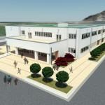Scuola Elementare a Carini (PA) - 2010