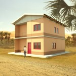 2012 - Low-Price houses for Libya
