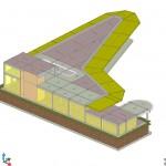 2012 - Nuovo terminal Bus Stazione Centrale di Palermo
